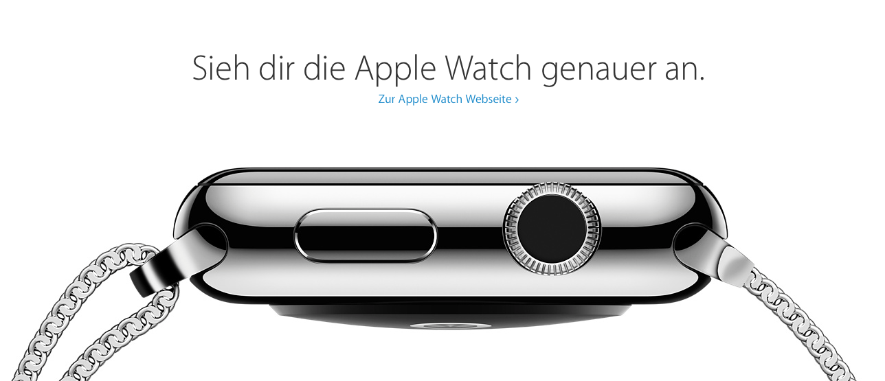 Apple Watch Metall