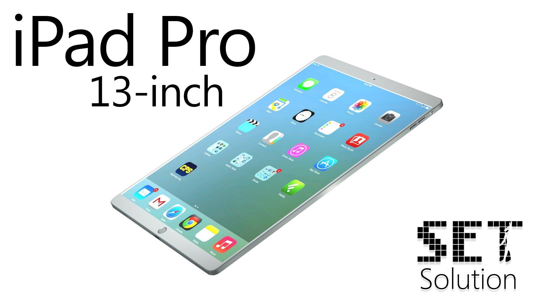 [GERÜCHTE] iPad Pro im November