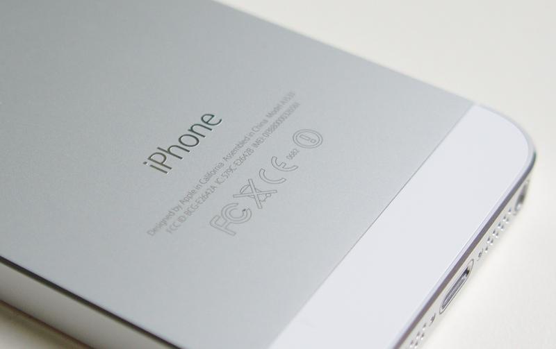 iPhone 5se?
