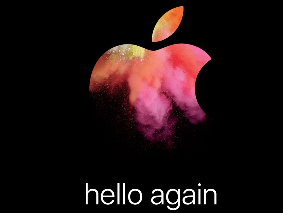 apple event 2016 - hello again
