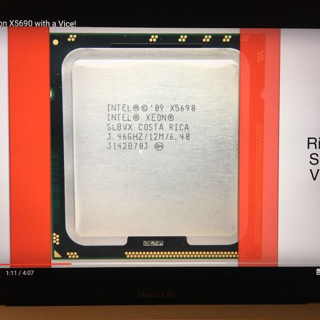 So muss die CPU in die Klemme eingespannt werden.