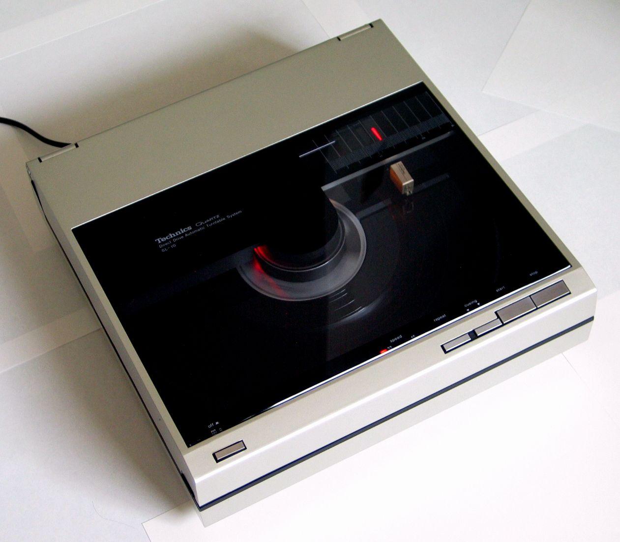 Picture of Technics SL-10, ser.DA26-04M182 (C) Suomi
