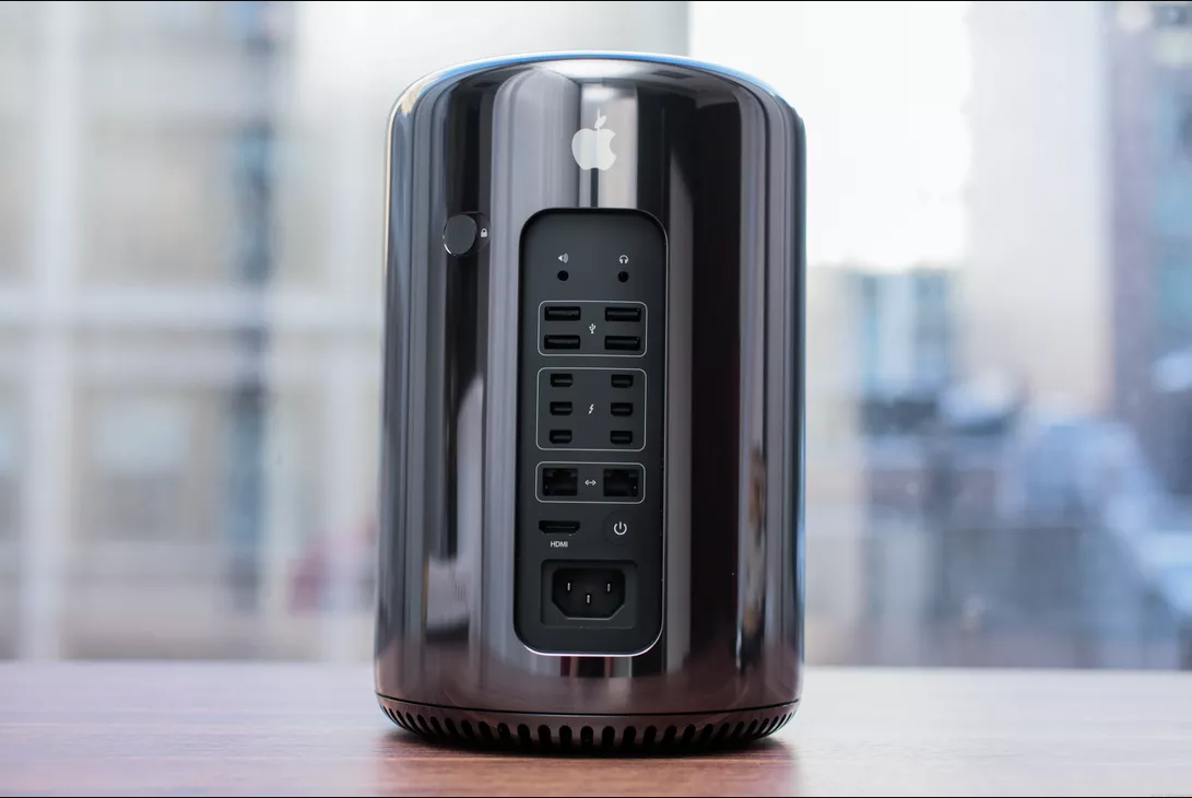 The 2013 Apple Mac Pro. Sarah Tew / CNET