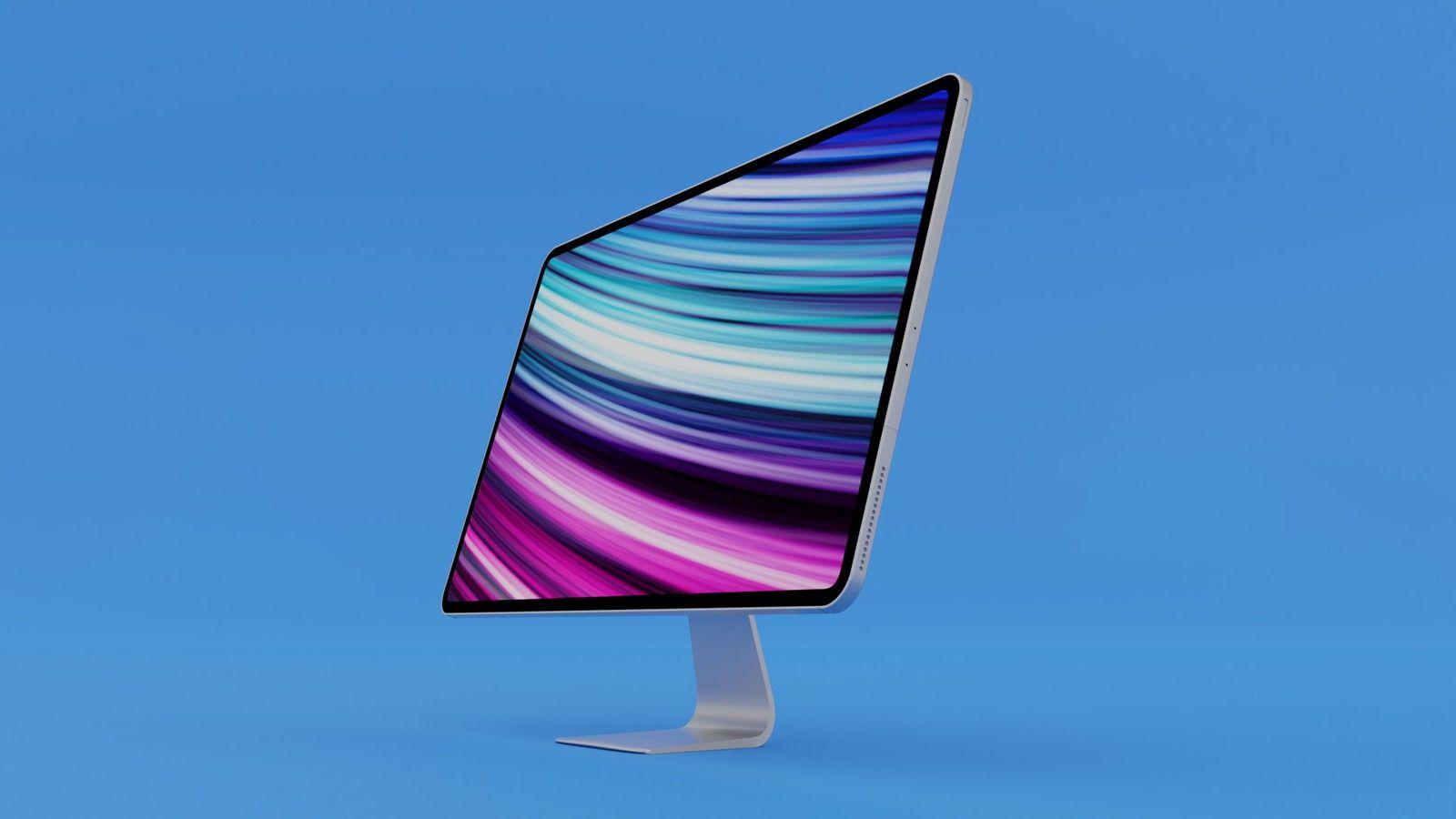 iMac 2022 Mockup :-)