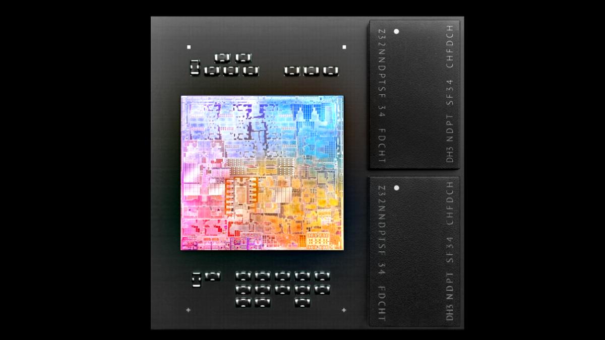 Apples aktueller M1 erhält einen Nachfolger. (Bild: Apple)