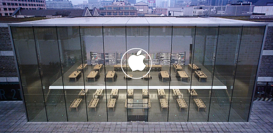 Apple Retail Store in West Lake, China