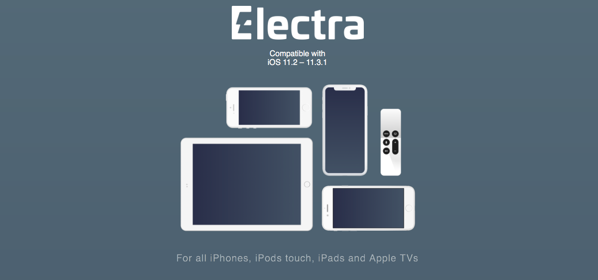 [JAILBREAK] Electra für iOS 11.2 bis 11.4 - How To